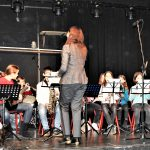 Instrumental-AG Ltg. Carolin Neubauer