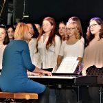 Chor der Klassen 7-9 Ltg. Barbara Ohlig